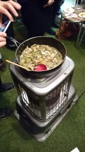 レモンポークと大根の煮物