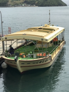 来島観潮船